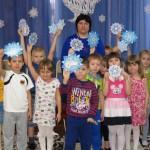 детский сад, на мероприятии Зима волшебница